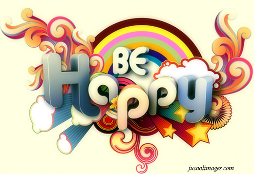Be Happy Graphics Wishes