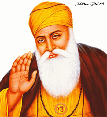 Free Orkut and My Space guru nanak's day Graphics Glitters