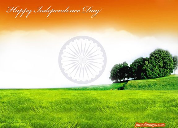 Happy Independence Day to all Indians