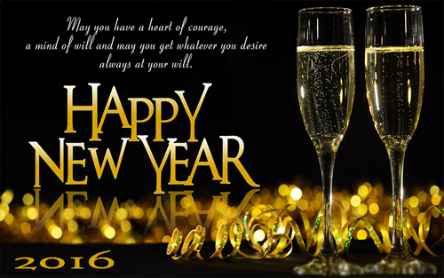 happy new year 2016 gif