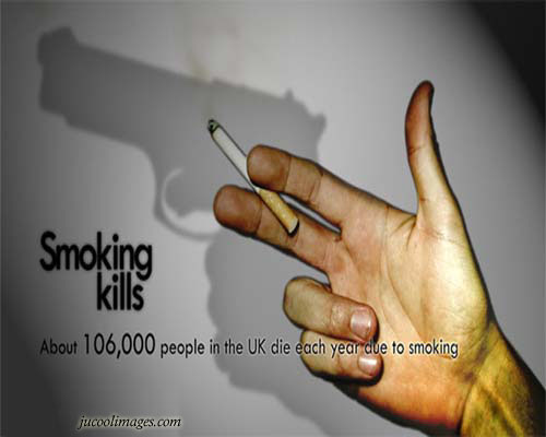 No smoking graphics