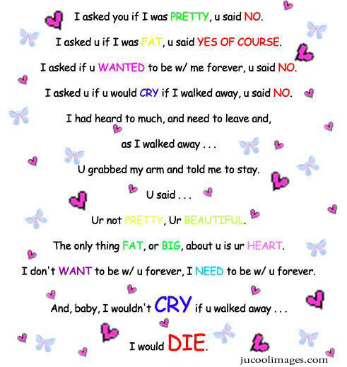 Free Orkut and My Space poems Graphics Glitters